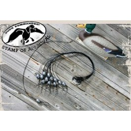 - ACK, LLC RMR001-54 Rig'Em Right Decoy Anchors (Pack of 12), 54-Inch/6-Ounce