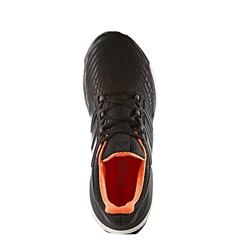 adidas Energy Boost M - Zapatillas de running Hombre Negro (Negbas / Neguti / Narsol)
