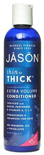 Jason - Thin To Thick Extra Volume Conditioner - 8 oz / 237ml