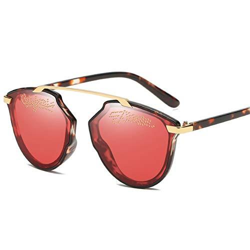 y diamante 51m ojo sol m del 140 gafas Las C de europeas 138 tendencia americanas gafas NIFG sol marco del de de el forman T1vFwq