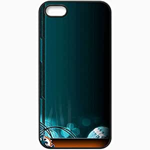 Personalized For SamSung Galaxy S4 Mini Case Cover Skin 651 miami dolphins Black