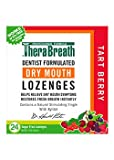 TheraBreath Dry Mouth Lozenges, Tart Berry
