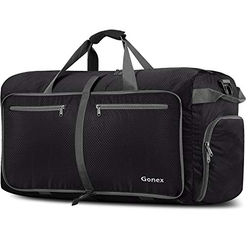 Gonex 150L Extra Large Duffle Bag, Packable Travel Luggage Shopping XL Duffel ()