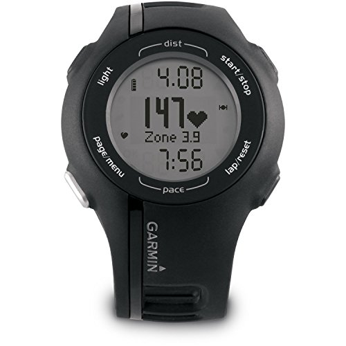 Garmin Forerunner Resistant Enabled without