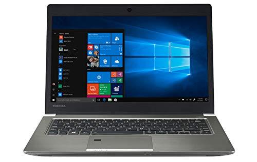 Toshiba Portege Z30-E-12L – Ordenador portátil de 13.3″ Full HD (Intel Core i7-8550U, 16 GB, 512 GB SSD, Intel UHD Graphics 620, Windows 10 Pro) – Teclado QWERTY Español