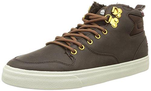 DVS APPAREL Elm - Zapatillas de Deportes de Exterior hombre marrón - Marron (200)