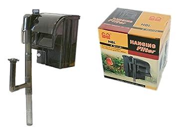 Filtro externo Sun Sun HBL-501 - Sistema de cascada de filtración de agua multicompartimental: Amazon.es: Deportes y aire libre