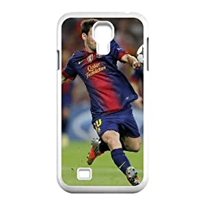 Samsung Galaxy S4 9500 Cell Phone Case White Lionel Messi Phone Case Cover Plastic Custom XPDSUNTR27118