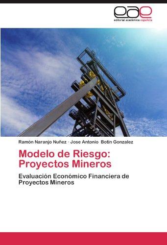 Descargar Libro Modelo De Riesgo: Proyectos Mineros Ram N. Naranjo Nu Ez