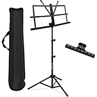Music Stand, Kasonic Professional Collapsible Orchestra...
