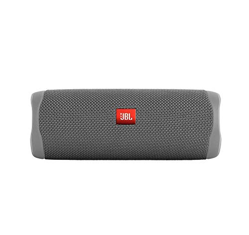 JBL FLIP 5 Waterproof Portable Bluetooth Speaker - Gray (Renewed)