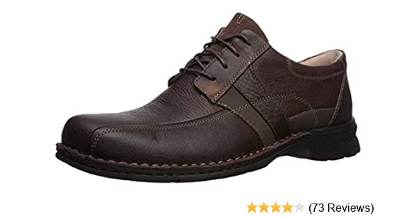 e07d17920c84e Amazon.com | Clarks Men's Espace Lace-Up | Oxfords