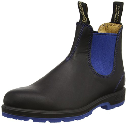 Blundstone1403 - Classic Black/blue Boot - Botines adultos unisex Negro - negro (negro/azul)