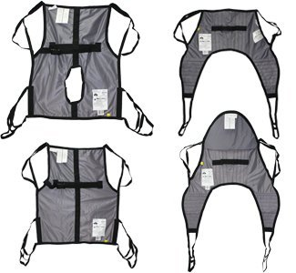 Hoyer Professional Series Slings, Quick Fit Deluxe Poly Padded, Small, NA1050P, JOERNS