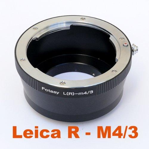 Fotasy AMLR Leica R Lens to Micro Four Thirds M43 MFT System Camera Mount Adapter
