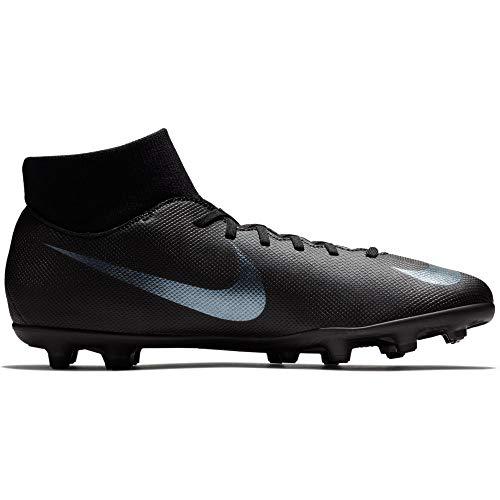 Nike 6 black Superfly Noir Fg black mg Chaussures Club 001 De Homme Football rqrC1gpw