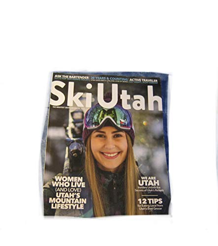 (Ski Utah Winter 2013-2014 Your Inside Guide to Utah's 14 Resorts)