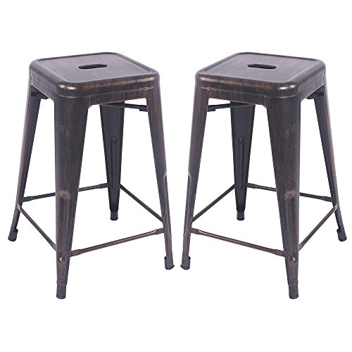 Merax Counter Barstools Square Outdoor product image
