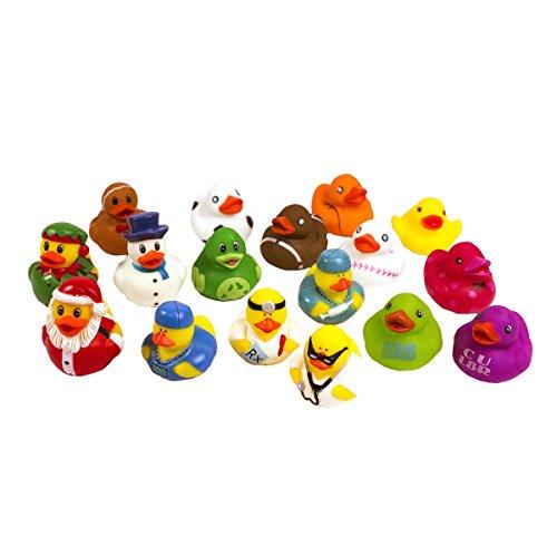 Ay771 50ct 2 Quot Rubber Ducks Toy Bulk Miniature Ducky Duck Baby Shower