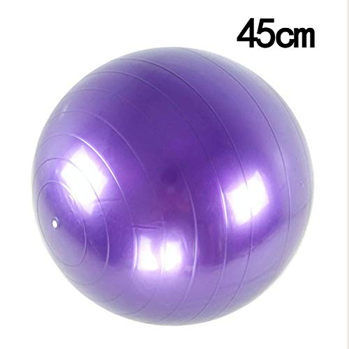 Sports Yoga Balls Bola Pilates Fitness Gym Balance Fitball Exercise Pilates Workout Massage Ball 45Cm 55Cm 65Cm 75Cm,45Cm2