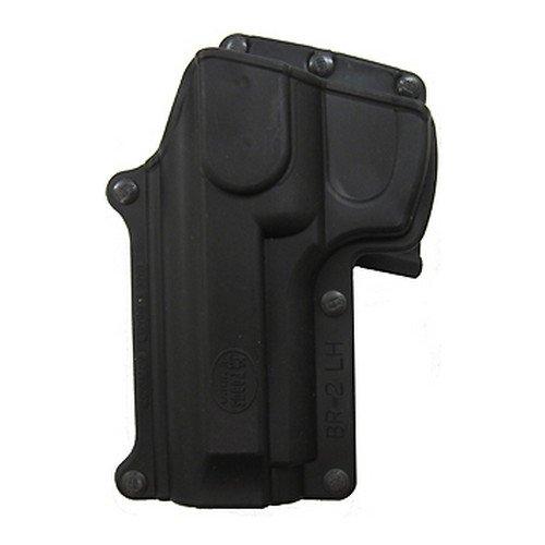 Fobus Standard Holster Left Hand Hand Belt BR2LHBH Beretta 92/96/ (Except Brig & Elite) / Taurus 92/99/101 / CZ75B 9mm