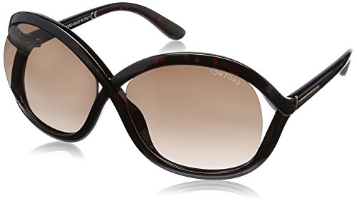 Tom Ford Sandra Sunglasses, - Sunglasses Tom Tortoise Ford