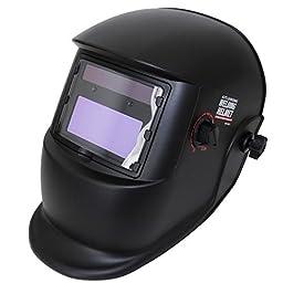 Smarter Tools Mega-550S Auto-Darkening Variable Shade Welding Helmet