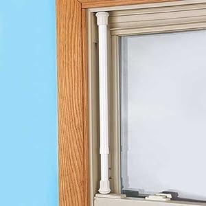"Window Security Bar - 16.5"" - 30"" by QCI Direct"