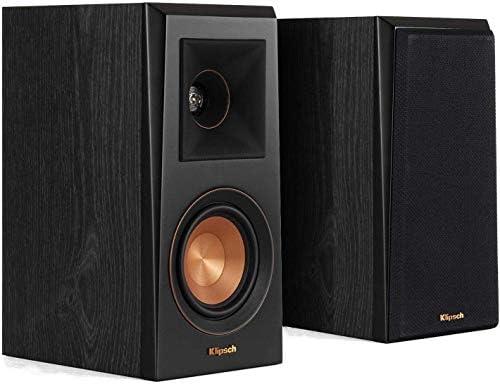 Klipsch RP-400M Reference Premiere Bookshelf Speakers - Pair (Ebony)