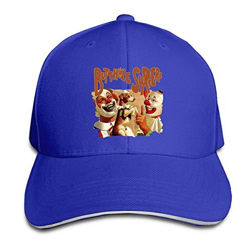 Corrine-S Butthole Surfers Locust Abortion Technician Outdoor Visor Cotton Cap Hat Adjustable ()