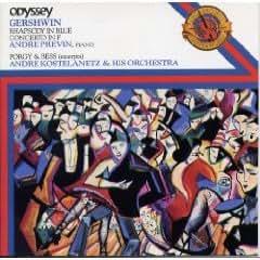 Andre Previn, Andre Kostelanetz - Gershwin: Rhapsody in Blue, Concerto in F, etc.