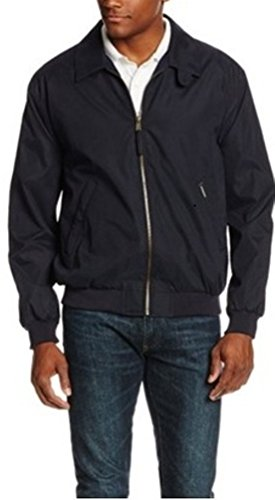 New Weatherproof Men's Microfiber Classic Golf Jacket