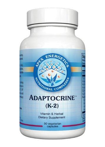 (Apex Energetics - Adaptocrine (K-2) 90 Capsules)