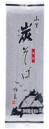 Ikeshima charcoal buckwheat 200gX10 pieces of Yamazato