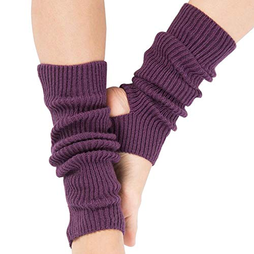 scaldamuscoli nbsp;PAIR Knit caviglia fashion sport scaldamuscoli 1 donne I caldi piede calzini yoga B Augproveshak stivali e di invernali calzini crochet 5IYqB