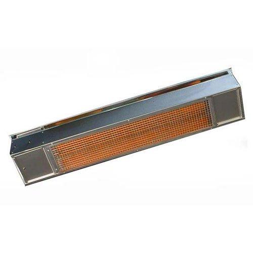 Sunpak Stainless Steel 25 000 Btu Infrared Patio Heater