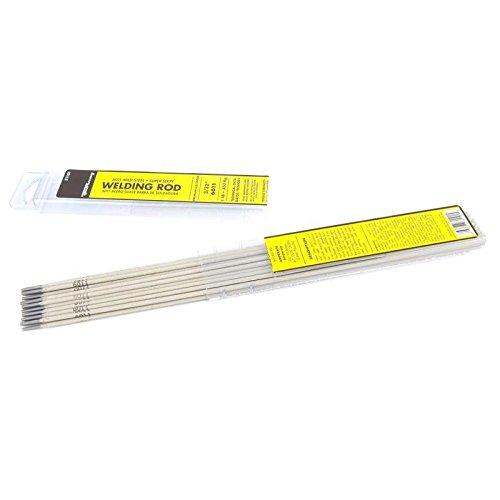 UPC 032277413016, Forney Welding 41301 (Mild Steel) 5/32 In 6011 1 Lb
