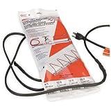 12 ft. Self Regulating Heating Cable, 120V