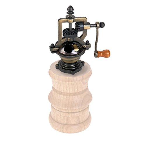 Antique Style Hand Crank Pepper Grinder Kit Mechanism - Antique (Pepper Mill Mechanism)