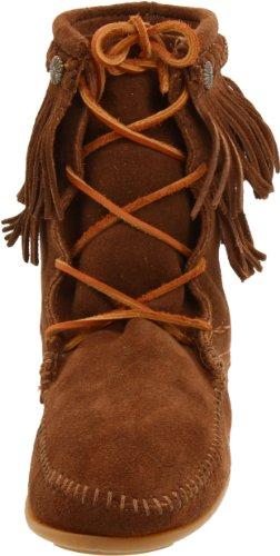 Daim Tramper Pointure Minnetonka Femmes Chaussures Marron Bottes 39 Eu fA4twCqtWx