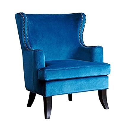 Pleasant Amazon Com Hawthorne Collections Fabric Accent Arm Chair In Caraccident5 Cool Chair Designs And Ideas Caraccident5Info