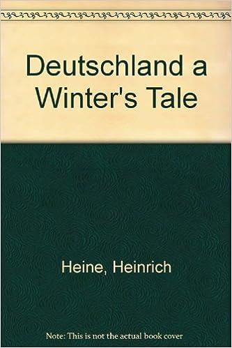 Deutschland : A Winter's Tale