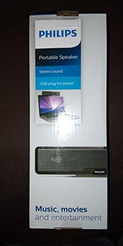 Philips Spa 1100 bk Portable Speaker