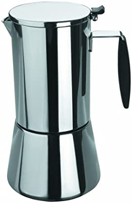 Lacor 62061 - Cafetera express keita 10 taza inox18/10: Amazon.es ...