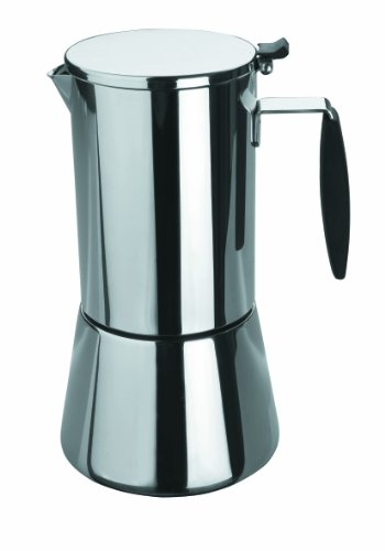 LACOR 62064 ST.STEEL EXPRESS KEITA COFFEE POT 4 CUPS