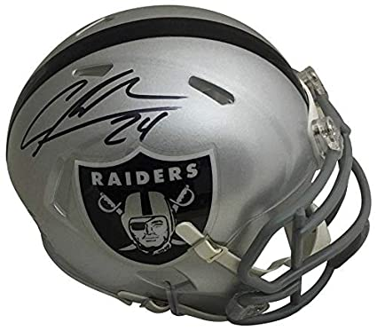db6728406 Image Unavailable. Image not available for. Color  Charles Woodson  Autographed Signed Oakland Raiders ...