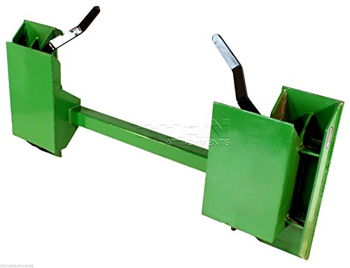 Quick Attach Skid Steer Attachments - 2