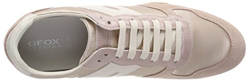 A Sneaker D Donna Snake Rosa Geox Antique Rose wdEBw