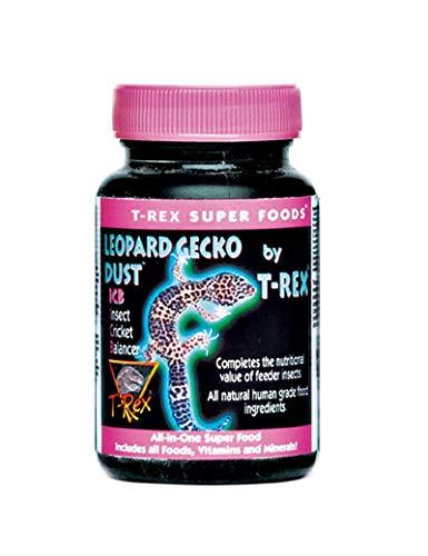 T-Rex Leopard Gecko Supplement - Calcium Plus