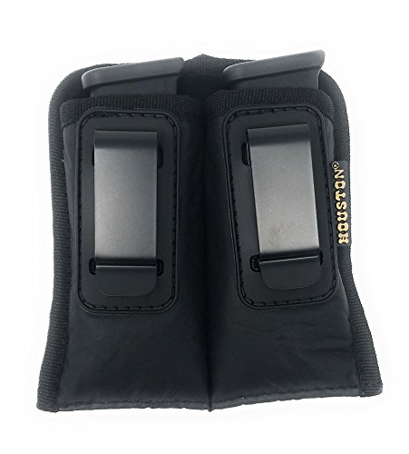 Pistol Extra Large (Concealment Magazine and Multi Use Holster ITW Clip Fits Most Double Stack 45 cal. Like Glock 33/22/31 (Double Extra Large Double Stack .45 Cal))